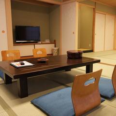 和室8〜20畳(バス、洗浄トイレ付き)