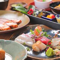 【姫路名産コース◇2食付】新鮮な播磨の味覚を満喫する 〜地産地消へのこだわり〜