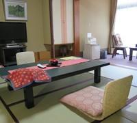 和室8畳(1人旅・部屋食)
