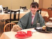 【期間限定】ペットちゃんと一緒にお食事処★スタンダードのお料理にプラス『カニ』付【北関東魅力プラン】
