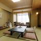 和室10畳(1人旅・部屋食)