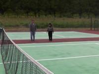 テニスプレーし放題!テニスコートが無料☆ステーキディナーぷらん