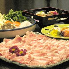 【朝ごはんフェスティバル(R)2017】滋賀県第3位受賞!近江の最上級「バームクーヘン豚」の吟醸鍋