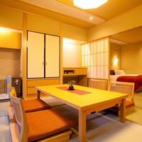 ペット・温泉露天風呂付和室「ことね」(12.5畳+ベッド)