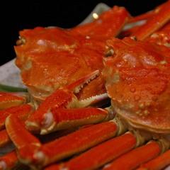 姿がにドンッ!とまるごと♪旬の味覚たっぷり★蟹会席料理!