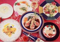 ☆カップルプラン★フランス・フルコース料理プラン★手作りデザート食べ放題付き