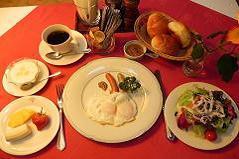 ★手作りデザート&コーヒー付★1泊朝食付プラン