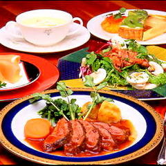 ★とち旅★メインが選べるフランスコース料理プラン★