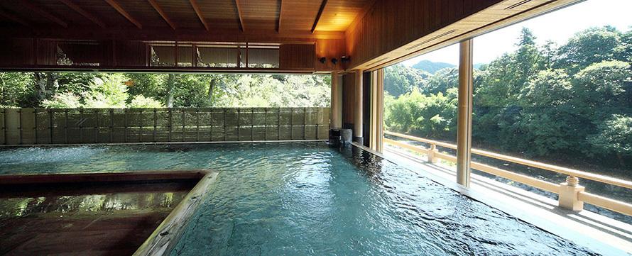 温泉,お風呂,露天風呂,露天風呂つき客室