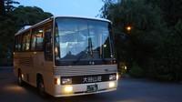 【蛍バス確約×デラックス客室×特選会席】バスで蛍スポットへ案内!初夏の夜の感動体験