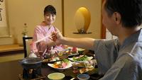 【記念日プラン】ご家族やお仲間のお祝いに!プライベートなお部屋食&プレゼント付【記念日】【お部屋食】