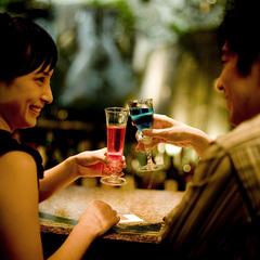 【ふたりの記念日】 ご夕食は鉄板焼!カクテル1杯プレゼント!ご夫婦・カップルの特別な休日【記念日】