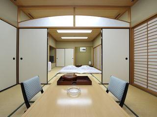 和室【6畳+10畳】(70平米)