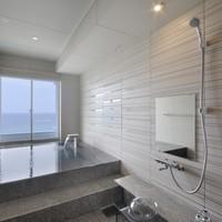 露天風呂付客室『浜水晶・特別室』で過ごす贅沢な休日 夕・朝食お部屋食