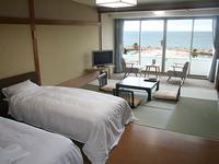一般客室 和室+ツインベッド【禁煙】夕食レストラン