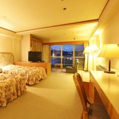 (ビーチビュー)デラックス洋室39平米 6〜8F