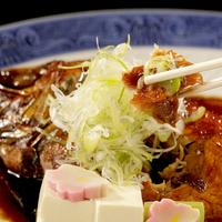 【楽天スーパーSALE】7%OFF!当館人気No1!名物金目鯛丸ごと姿煮と鮑踊焼き&和豚しゃぶ