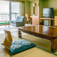 <オーシャンフロント>和室15畳+サンルーム50平米6〜8F