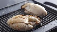 【夕朝2食付】<牡蠣料理いり特選会席>赤穂の牡蠣、旬の鮮魚、宮崎牛ステーキを味わう『せとうち会席』
