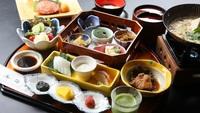 期間限定SALE【夕朝2食付】<牡蠣料理いり特選会席>赤穂の牡蠣と宮崎牛ステーキの『せとうち会席』