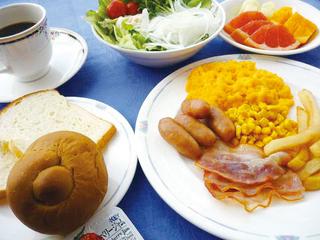 《おいしさ満載!朝食バイキング付きプラン》