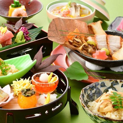 オーセントステイ&ディナー/和食会席【1泊2食付】