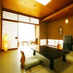 【お食事処】別館和室10畳 トイレ付(レトロな雰囲気の和室)