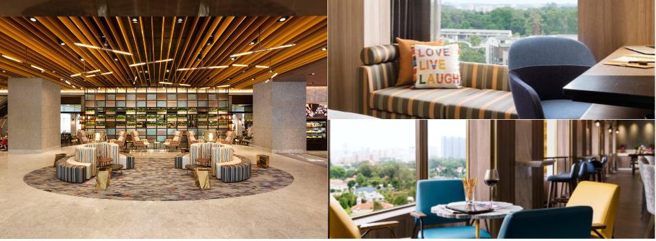 ホテル ジェン タングリン シンガポール バイ シャングリラ(HOTEL JEN TANGLIN SINGAPORE BY SHANGRI-LA)