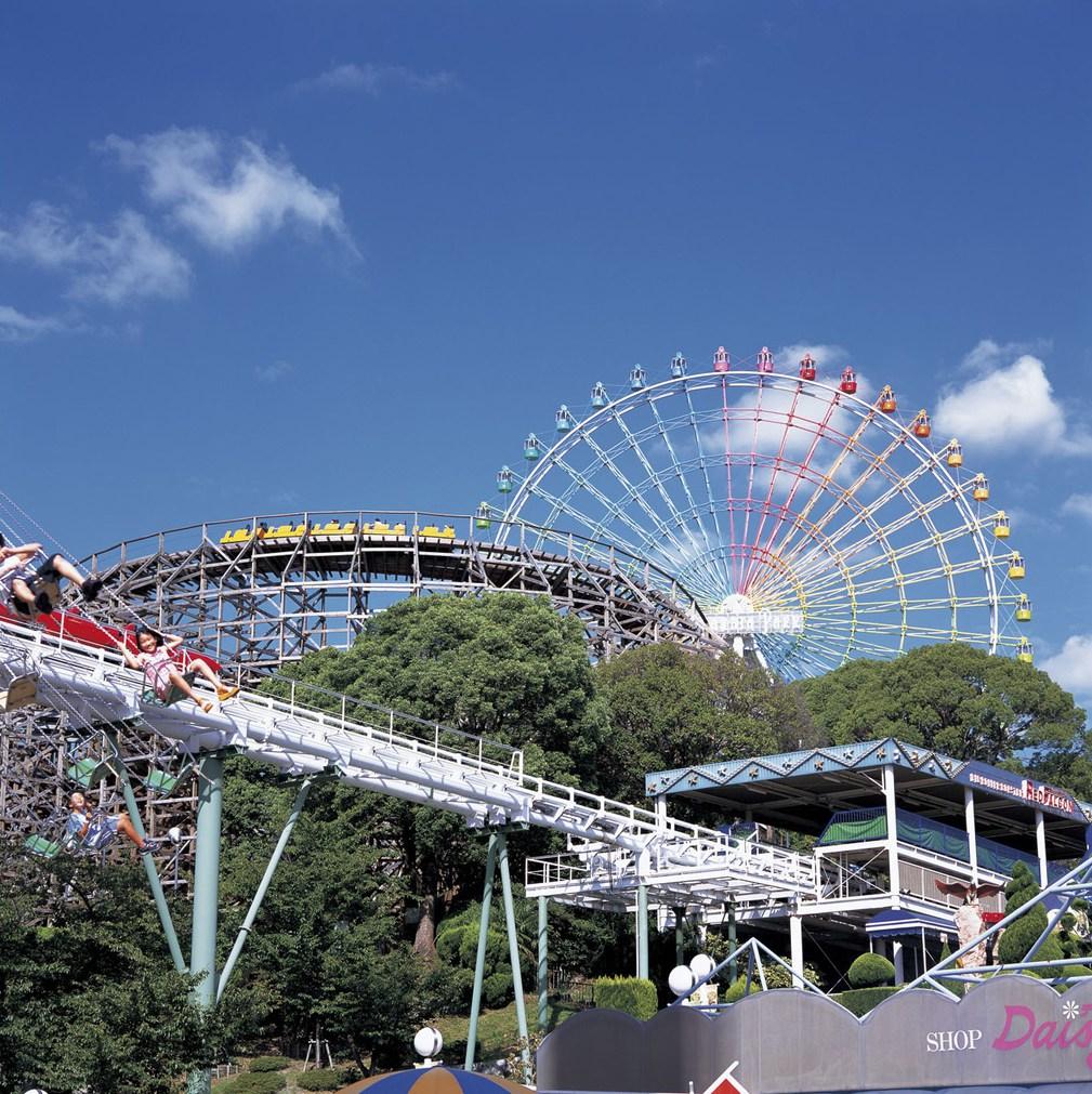 【ひらかたパーク入園券+フリーパス付き】大阪寄るならひらパー遊びにいこか!プラン【朝食付】