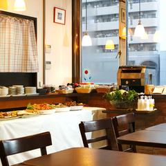 【たまには息抜きをした滞在を】プチ贅沢プラン(無料朝食)<お部屋でお鮨♪銀のさら1,000円相当>