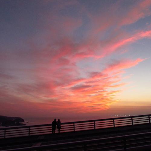 The眺望 !部屋からドーンとオホーツク海を一望!ブッフェプラン