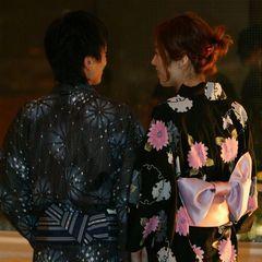 ■カップルプラン■ふたりの記念日♪夢いっぱいのおまけ付☆色浴衣♪チェックアウト11:00♪