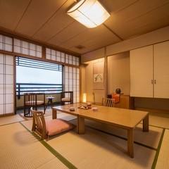 (新)【町側10畳-禁煙和室】お値打ち客室