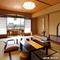 【喫煙客室-和室12畳】安らぎの純和風空間