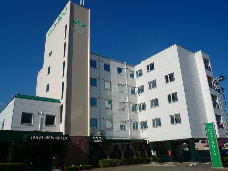 Hotel New Green (Akita) Hotel New Green (Akita)