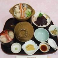 【ポイント10倍】楽天ユーザー必見♪モヨロ鍋と新鮮な海鮮丼★【夕朝食付】