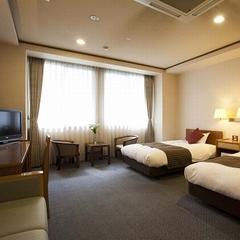 洋室 ・ツイン 三の館◆無線LAN・温泉大浴場・露天風呂