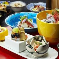 【秋・冬おすすめ】日本料理「紬(つむぎ)会席」宿泊プラン
