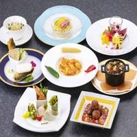 【7・8・9月おすすめ】中国料理「涼華コース」宿泊プラン