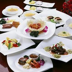【大晦日&お正月】年末年始2食付ご宿泊プラン「中国料理レストランコース」2020〜2021