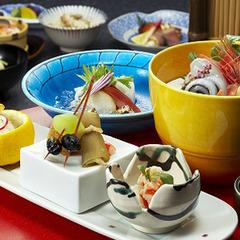 【7・8・9月おすすめ】日本料理「涼風会席」宿泊プラン