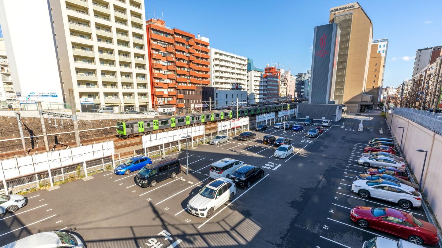 屋外平置き駐車場