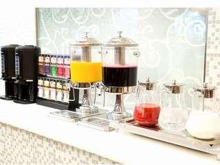 【さき楽14】◆朝食付◆早めの予約がお得♪通常価格より3,000円お得◇全室トイレとバスルーム別♪