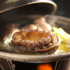 【当館一押し!】鮑の踊り焼き&とろける口どけ!『中之島牛ローストビーフ』が付いた特別膳プラン