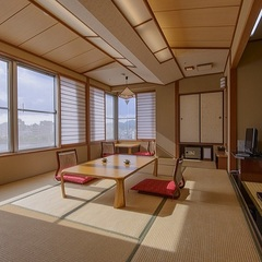 大橋川の眺望を楽しむ部屋【禁煙・和室10畳+広縁】