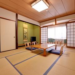 和室「お部屋食または個室食」