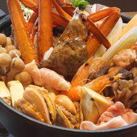 【豪華 海鮮充実】毎朝仕入れる新鮮な日本海の海の幸を存分に堪能!旬の魚介を心ゆくまで♪[1泊2食付]
