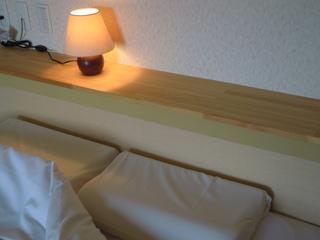 セミダブル126cm幅ベッド ☆禁煙☆wi-fi対応