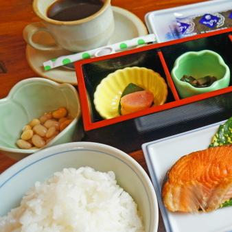【おかわりしたくなるっ!!】ふっくらホッコリ♪美味しい由布院米☆旅館の朝ごはん≪一泊朝食付きプラン≫