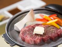 【贅沢!】上州牛のステーキ付きバイキングプラン